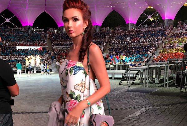 Эвелина Бледанс попыталась умять скандал с Константином Хабенским