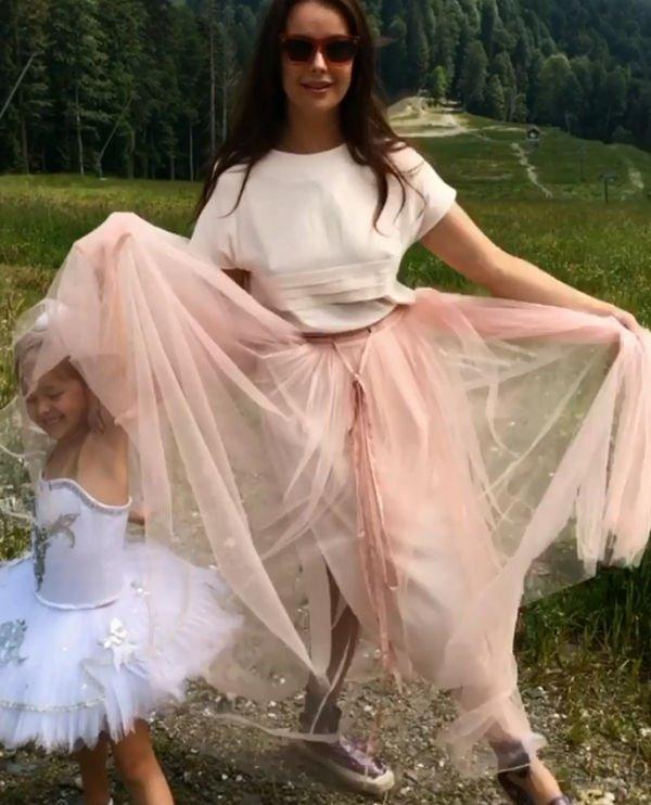 Фанаты раскритиковали Оксану Федорову на снимке без нижнего белья