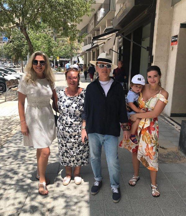 Валентин Юдашкин стал болезненно худым