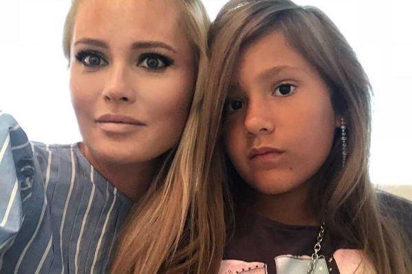Дана Борисова заявила, что экс-супруг не давал разрешения дочери жить с ней