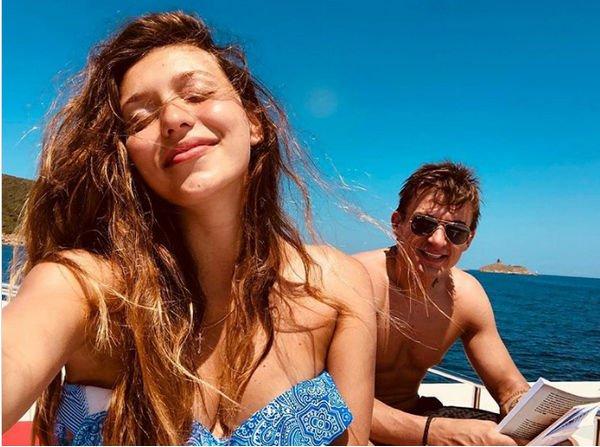 Помолвленные Регина Тодоренко и Влад Топалов наслаждаются отдыхом в Монако