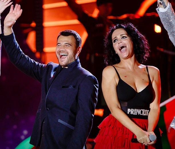 Певица Слава стала самой вульгарной на фестивале «Жара»