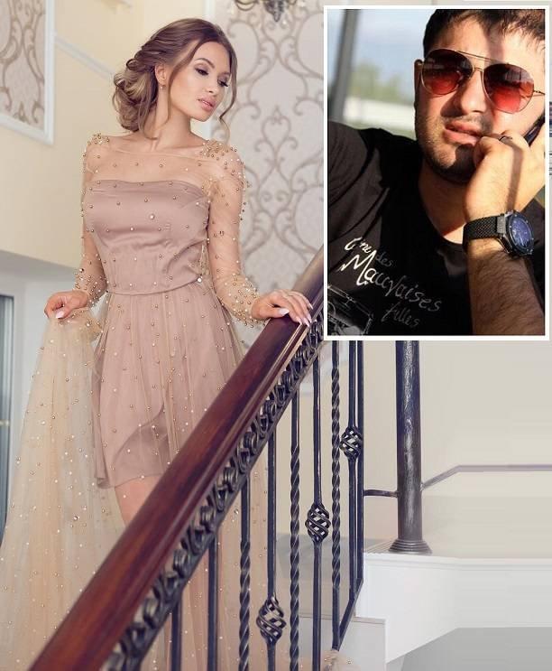 Евгения Феофилсактова съезжает от армянского любовника в московскую квартиру