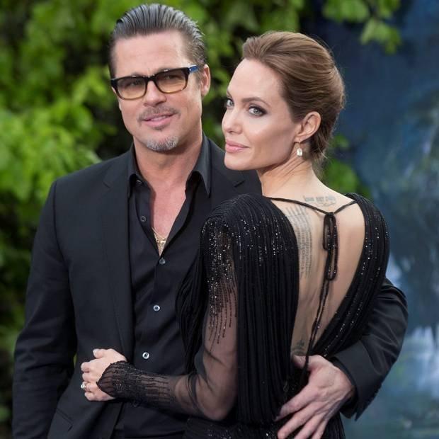 Брэд Питт отреагировал на обвинения Анджелины Джоли в неуплате алиментов