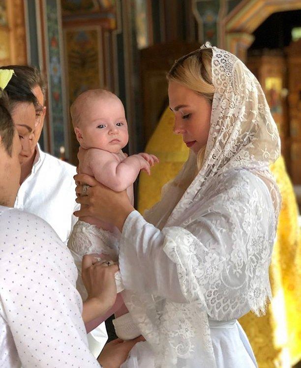 Пелагея стала мамой во второй раз