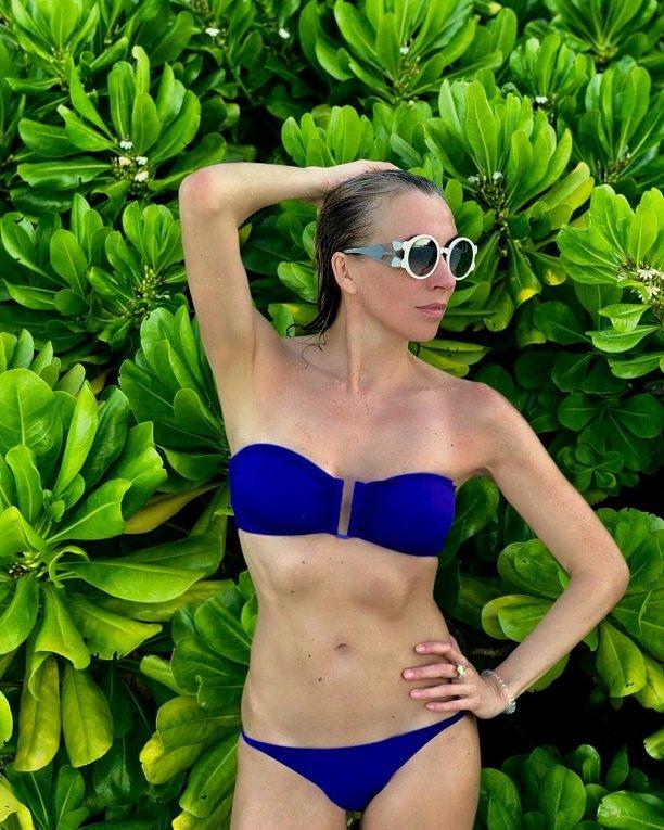 Светлана Бондарчук восхитила снимком в бикини и открыла новый бизнес