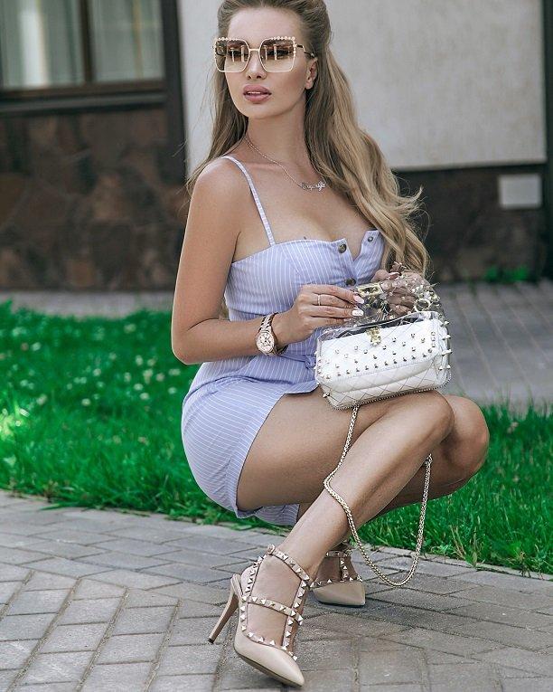 В жизни Евгении Феофилактовой происходит что-то странное