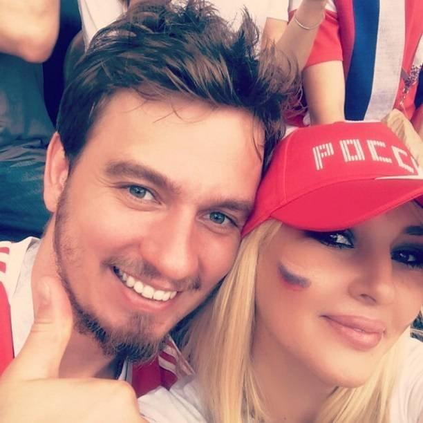 Лера Кудрявцева рожала дочку при полном параде
