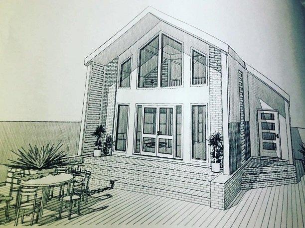 Гуф и Кэти Топурия строят себе дом