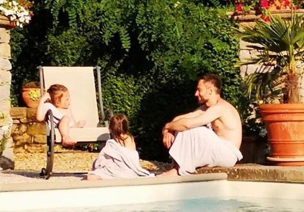 У сына Жанны Фриске Платона Шепелева появилась новая большая семья