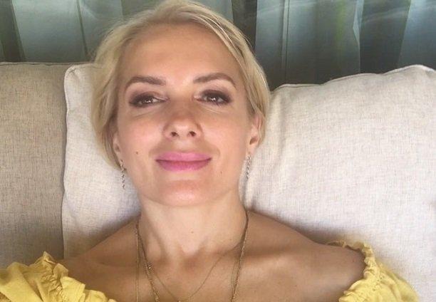 Мария Порошина беременна от иностранца