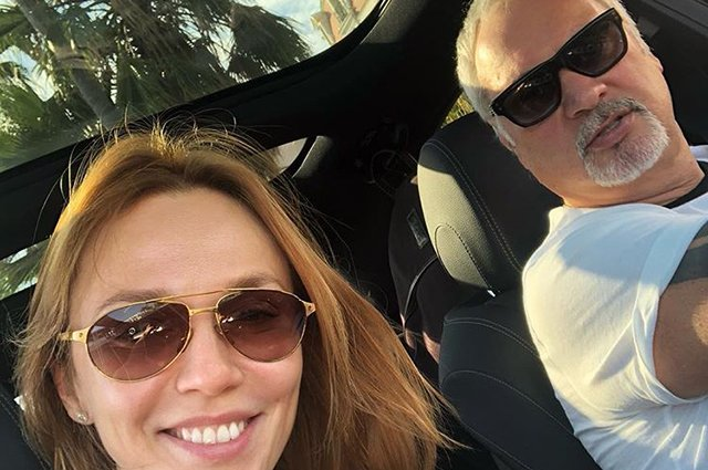 Альбина Джанабаева и Валерий Меладзе показали фото с отдыха