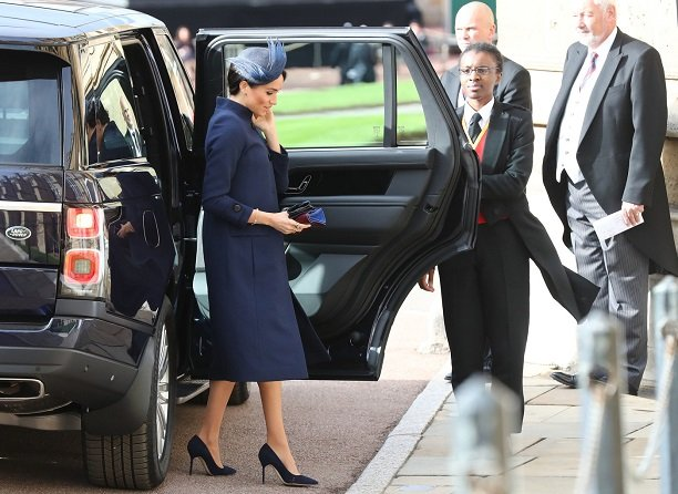 Жена Принца Гарри Меган Маркл дала повод поговорить о своей беременности