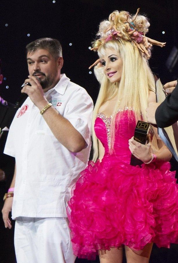 Татьяна Тузова и Доктор Шадский получили престижную музыкальную награду