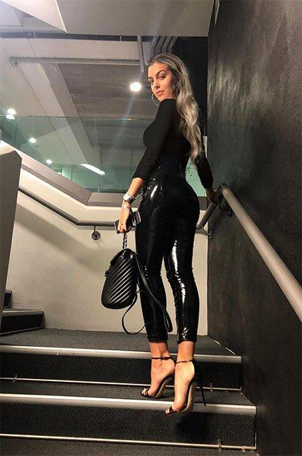 Джорджина Родригес неожиданно стала блондинкой