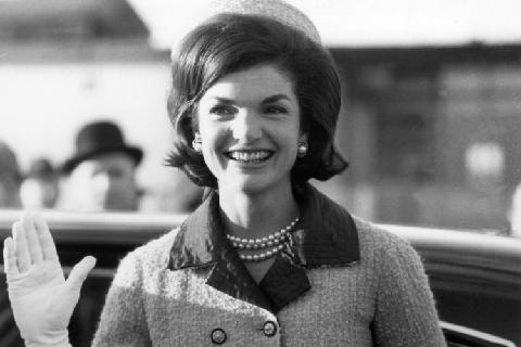 В сеть попали ранее не публиковавшиеся фото 16-летней Джеки Кеннеди