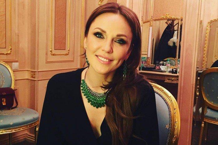 Альбина Джанабаева готовится к появлению дочки