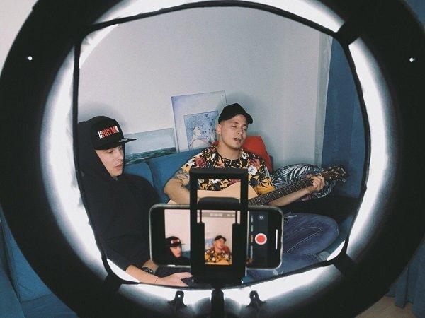 Брат Гарика Бурито и участник шоу песни на ТНТ создали новую музыкальную группу