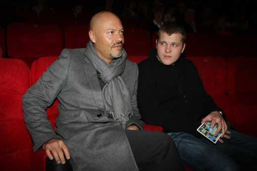 Сын Фёдора Бондарчука разводится с женой