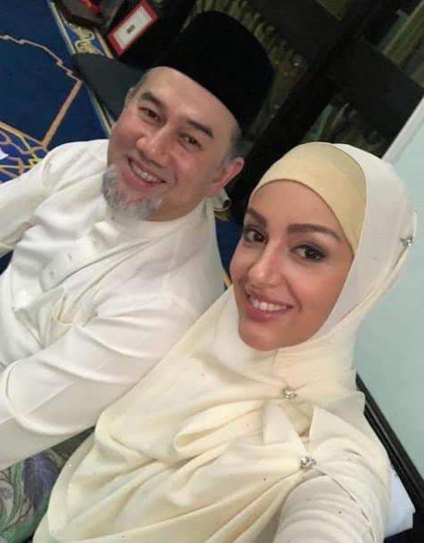 Всего два месяца в браке: Оксана Воеводина и король Малайзии подали на развод