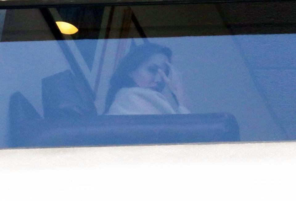 Впервые после развода: фотографы запечатлели Анджелину Джоли и Брэда Питта вместе