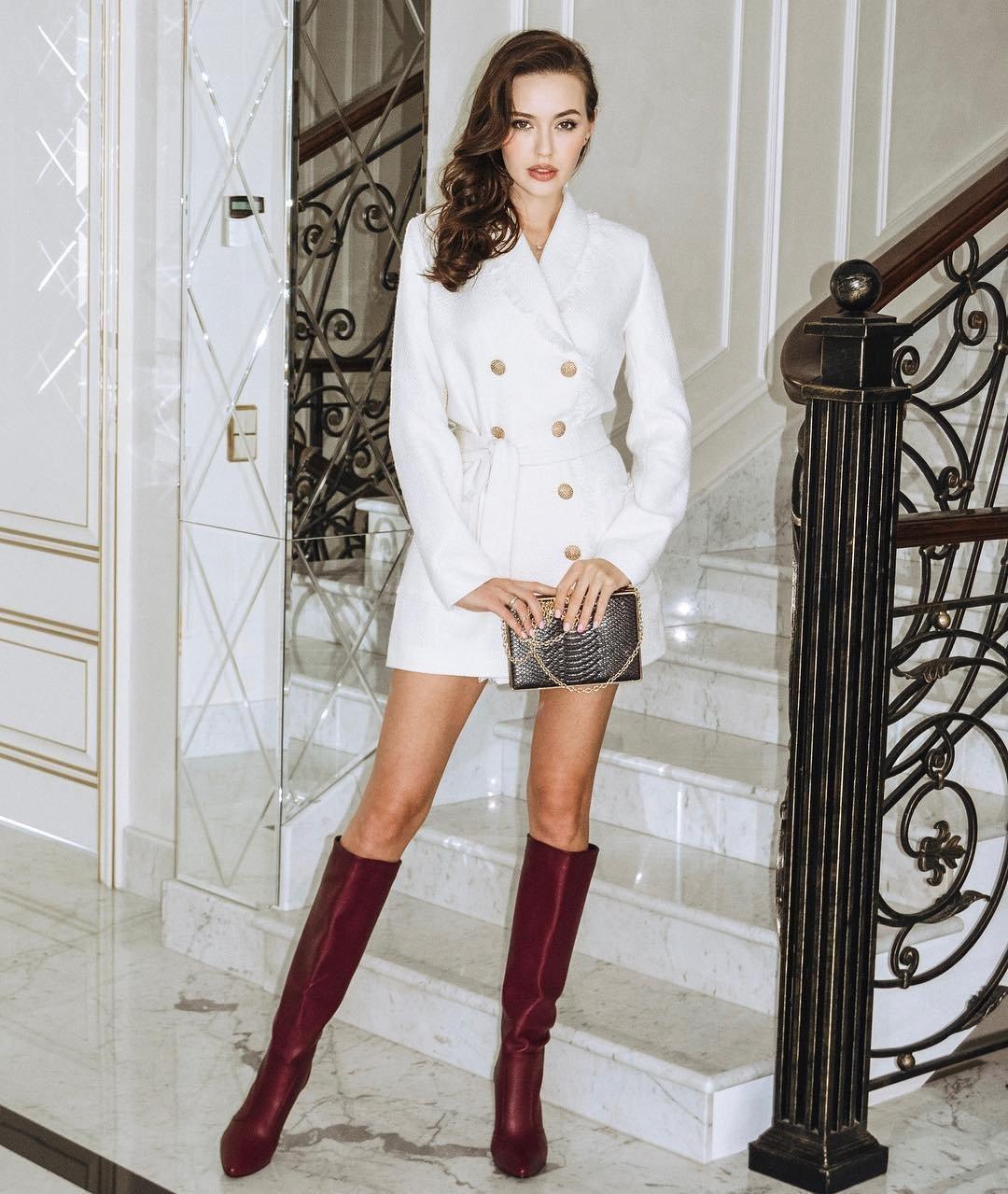 Анастасия Костенко упрекнула мужчин, которые жалеют денег на женщин