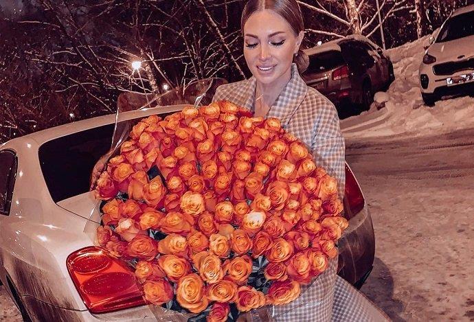 Евгения Феофилактова заговорила в Инстаграм о свадьбе