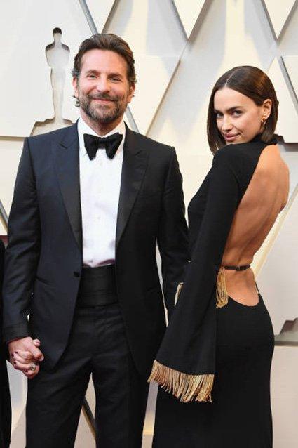 Красная дорожка «Оскара-2019»: Брэдли Купер и Ирина Шейк