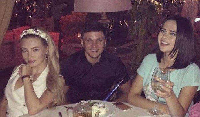 Антон Гусев забрал у бывшей жены Евгении Феофилактовой сына Даниэля
