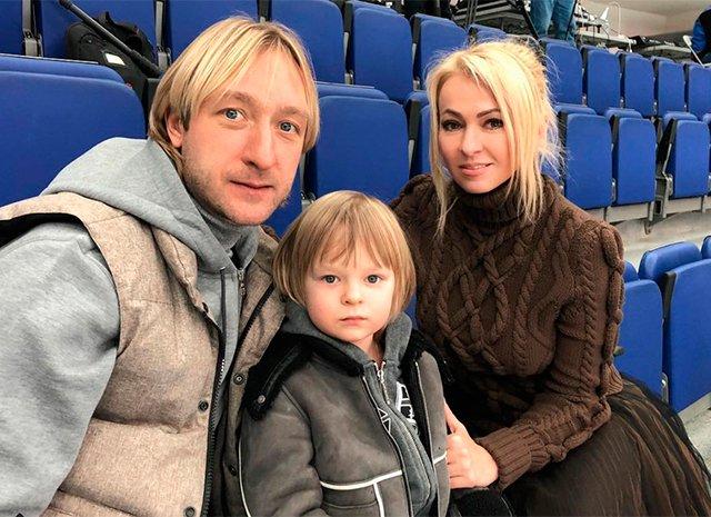 Сын Яны Рудковской и Евгения Плющенко взбунтовался против своего имени
