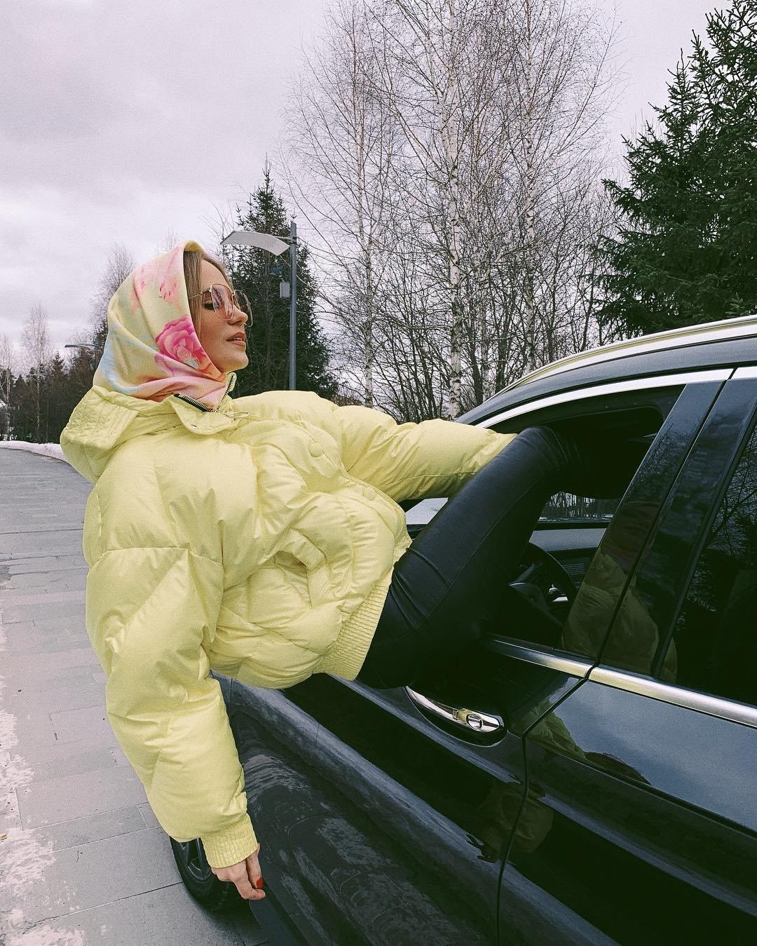 Наташа Ионова (Глюкоза) сменила имидж к весне