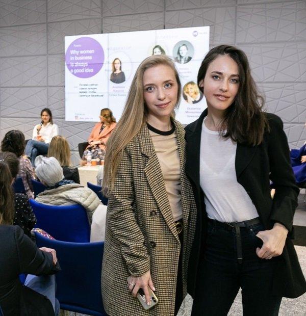 Покорив Нью-Йорк, известная российская модель Лана Пожидаева запустила свой проект в Москве