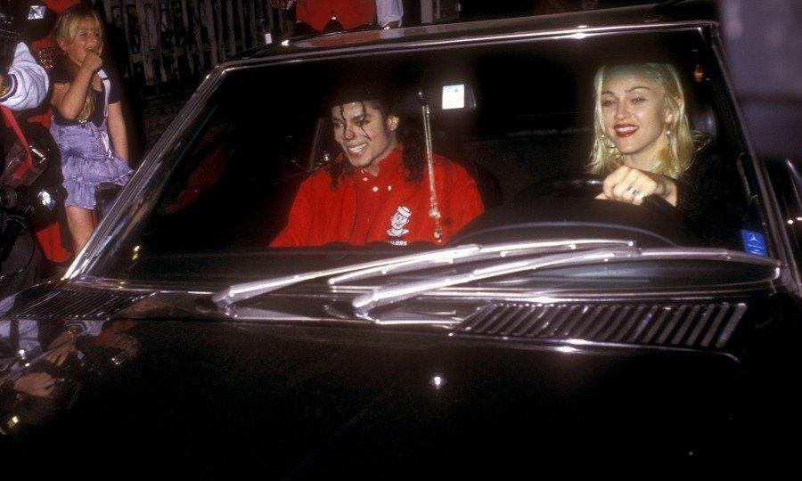 Мадонна впервые прокомментировала обвинения против Майкла Джексона