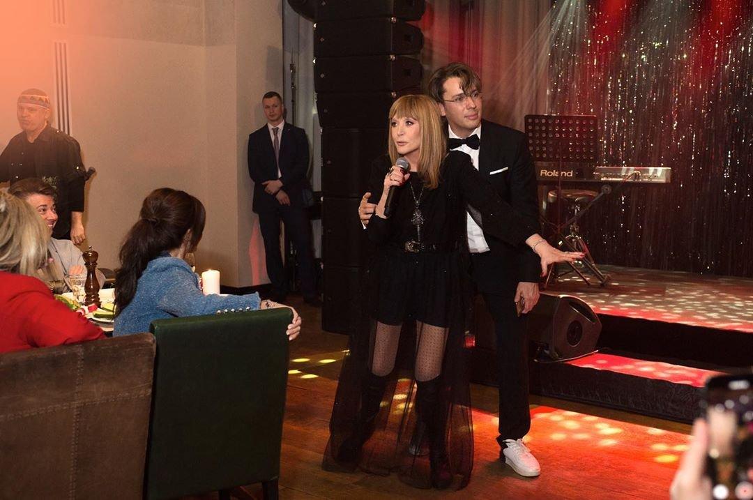 «Это был танец»: Максим Галкин поведал о самой первой встрече с Аллой Пугачевой