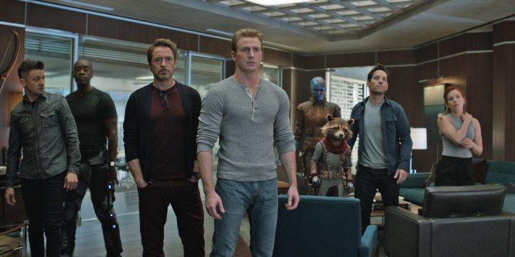 Рекорд за рекордом: фильм «Мстители: Финал» по-прежнему лидер проката