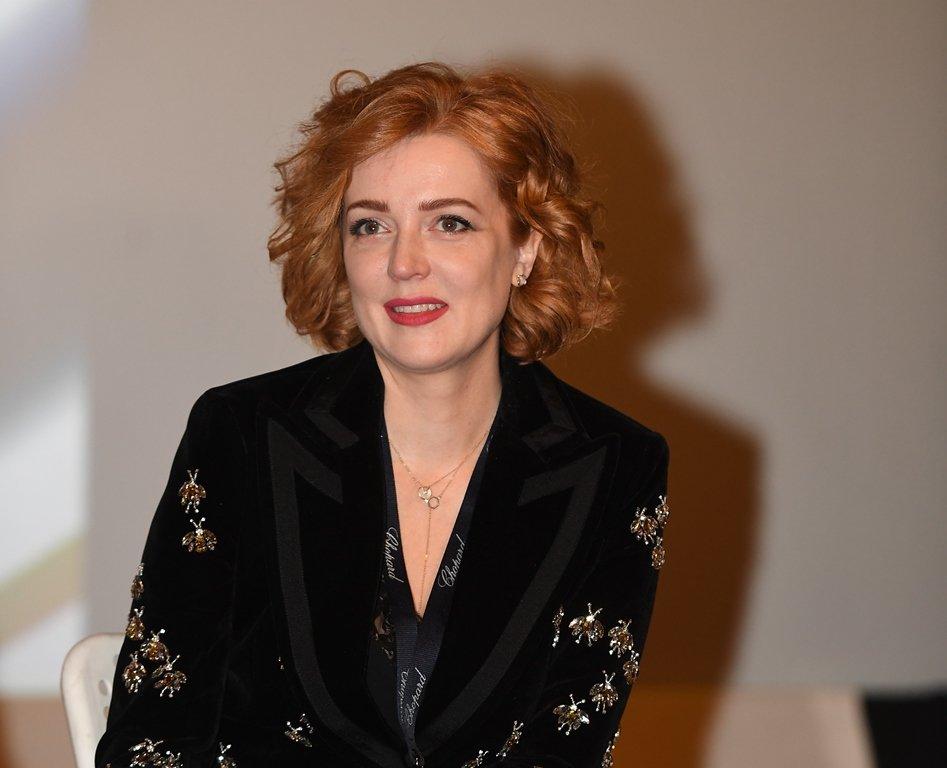 Ольга Белова дебютировала в кино в роли Екатерины II