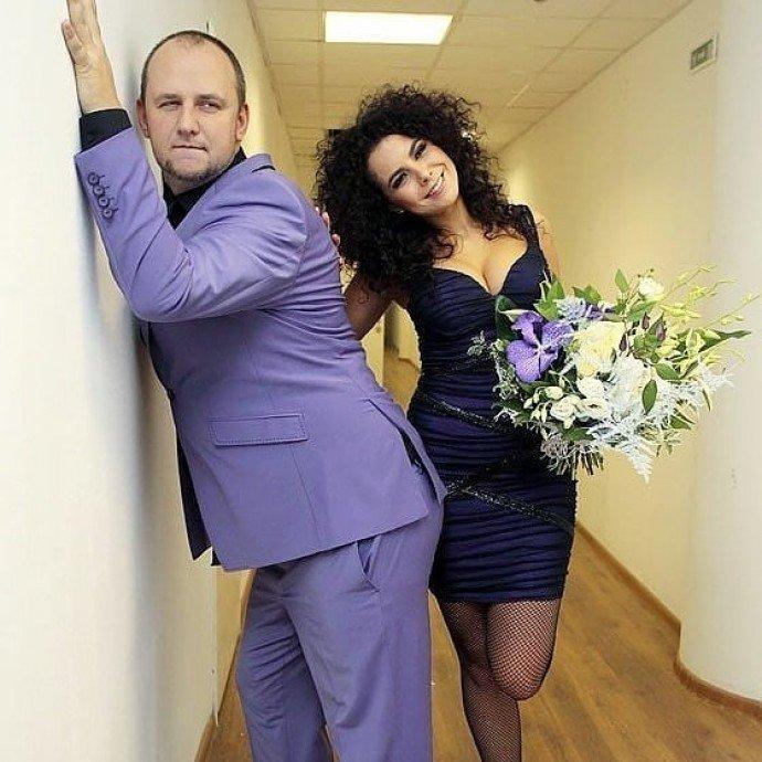 Друг слил в Сеть фото со свадьбы Потапа и Насти Каменских, а позже появилось и видео
