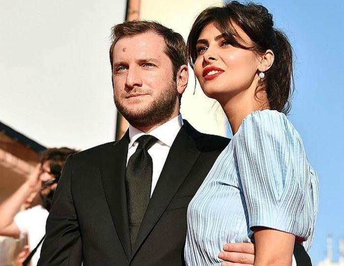 Резо Гигинеишвили и Надежда Оболенцева показали первое фото со свадьбы