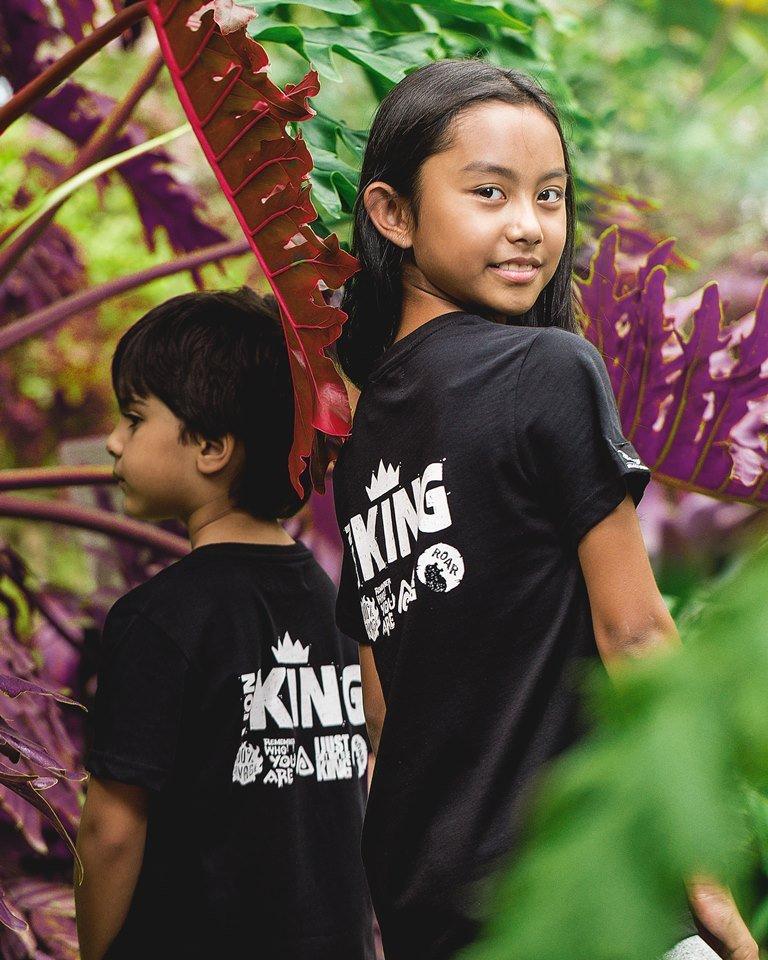 Бренд Black Star Wear создал коллекцию одежды к выходу фильма «Король Лев»