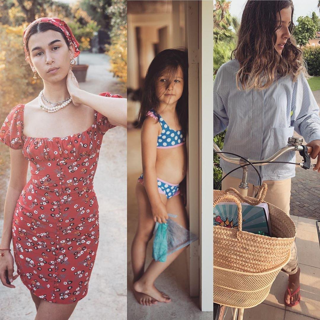 Иван Ургант показал фото трёх дочерей