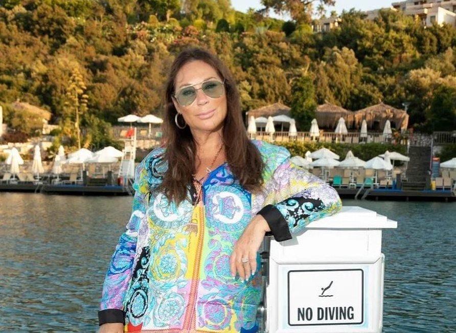 Стала известна причина внезапной смерти fashion-директора ЦУМа Аллы Вербер