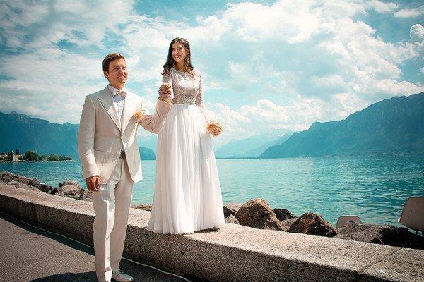 Сын Валерии сыграл тайную свадьбу со своей избранницей