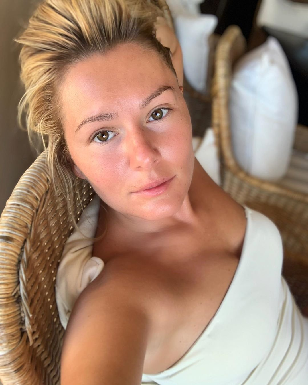 Мария Кожевникова без макияжа стала неузнаваема