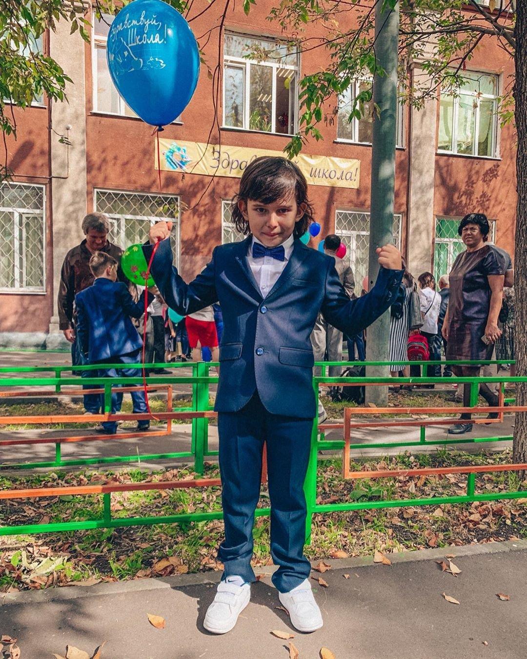 Анфиса Чехова воссоединилась с мужем ради сына