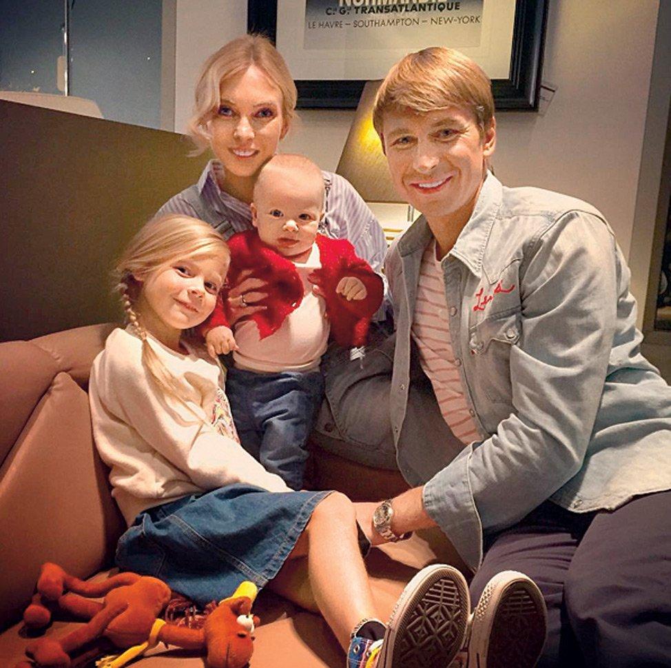 Алексей Ягудин станет многодетным отцом