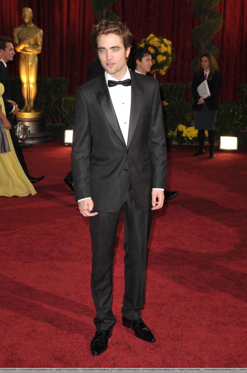 Роберт Паттинсон впервые будет претендовать на премию «Оскар»