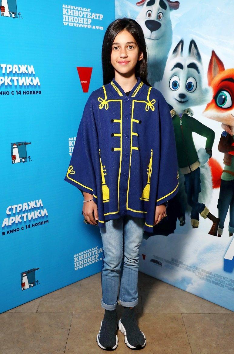 """На премьере """"Стражи Арктики"""" Ella Original узнала, как звёзды проводят время со своими детьми"""