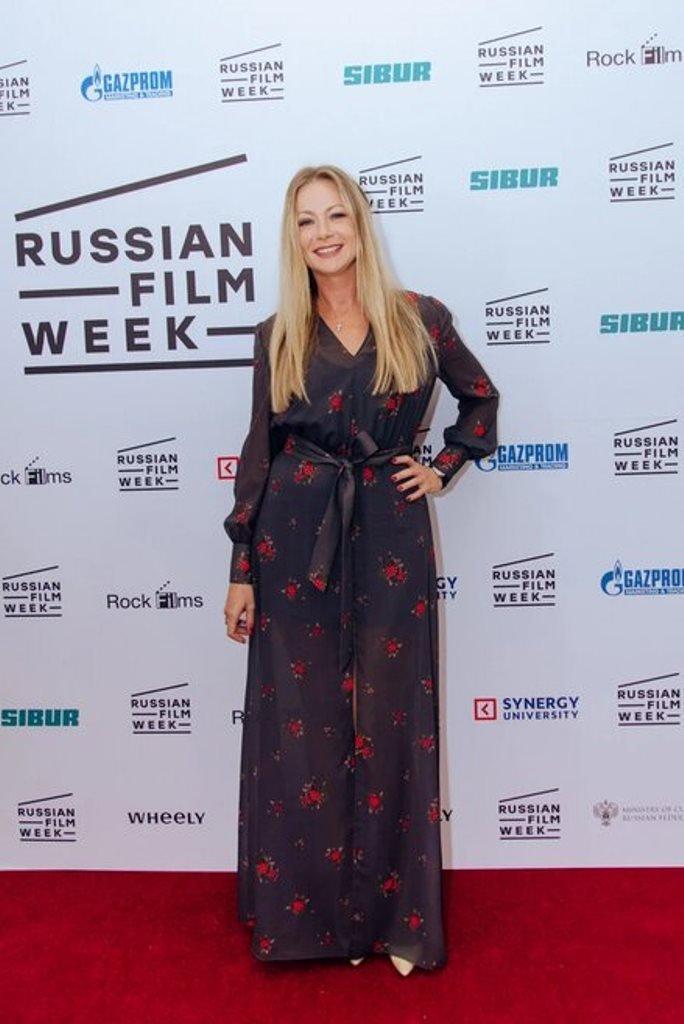 Мария Миронова впервые появилась на публике после рождения второго ребенка