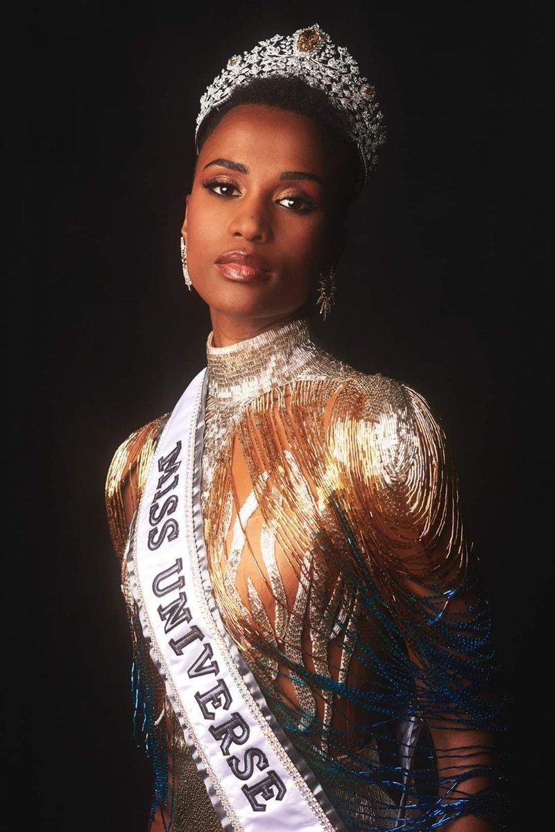 В США назвали победительницу конкурса «Мисс Вселенная - 2019»