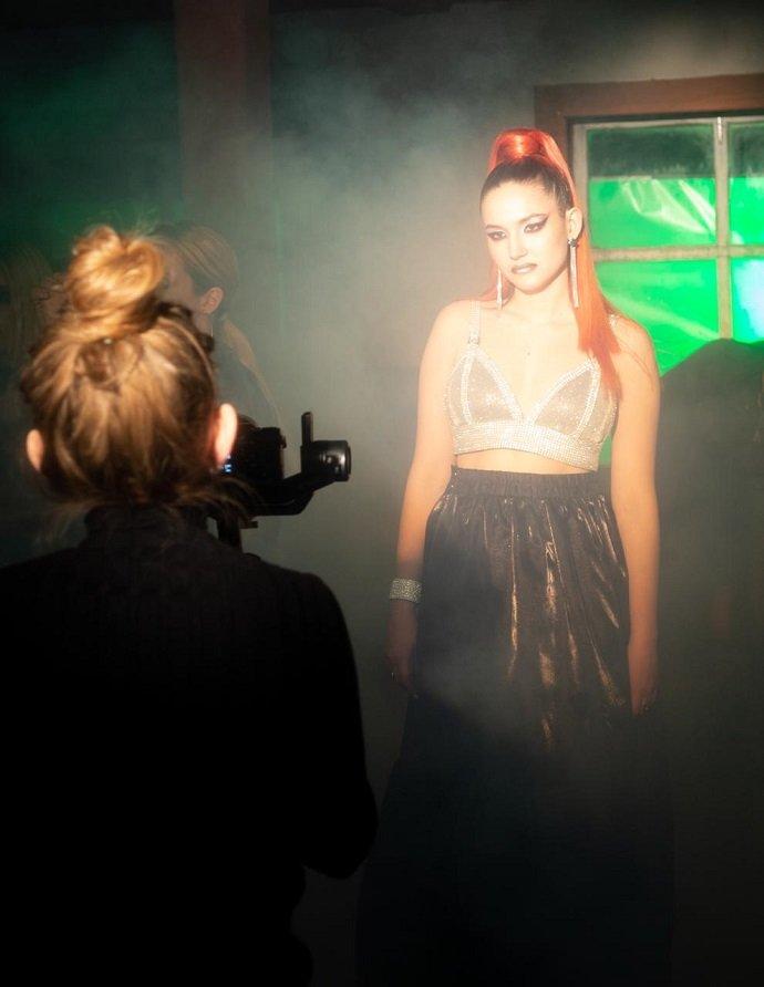 AnDy Darling презентовала новый трек о женской силе и независимости